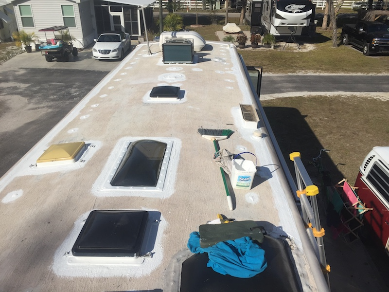 cut in roof